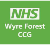 Wyre Forest CCG