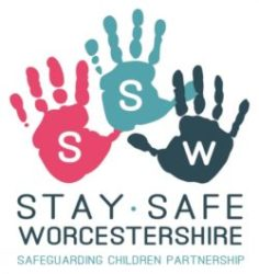 Logo - Stay Safe Worcestershire Safeguarding Children Partnership